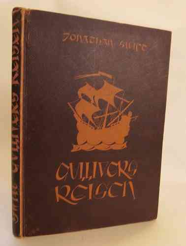 Gullivers Reisen - Jonathan Swift